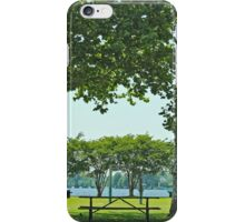 Waterfront Park iPhone Case/Skin