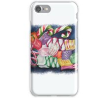 CHRISTMAS CANDIES iPhone Case/Skin