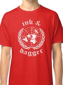 Ink & Dagger United Nations Classic T-Shirt