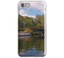 Norwich River Wensum at Thorpe iPhone Case/Skin