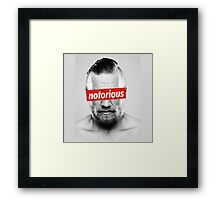 Mc Gregor Framed Print