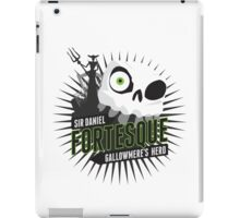 Sir Daniel Fortesque iPad Case/Skin