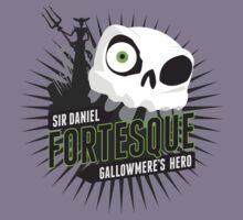 Sir Daniel Fortesque by DeadRound