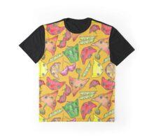 """""""Oro?"""" Fruits & Veggies-Mustard Graphic T-Shirt"""
