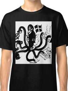 Octopus Fun Classic T-Shirt