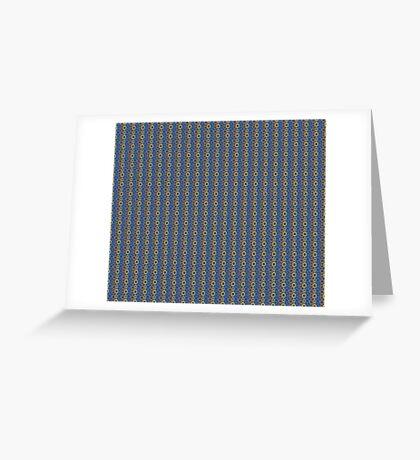 Vector Chain Art - 033 Greeting Card