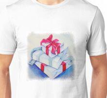 CHRISTMAS PRESENTS Unisex T-Shirt