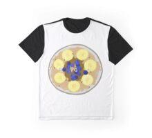 Vegan Bowl Graphic T-Shirt