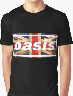 oasis england Graphic T-Shirt