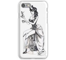Burlesque circus iPhone Case/Skin