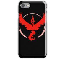 Pokemon GO Team Valor Phone/Tablet Cases iPhone Case/Skin