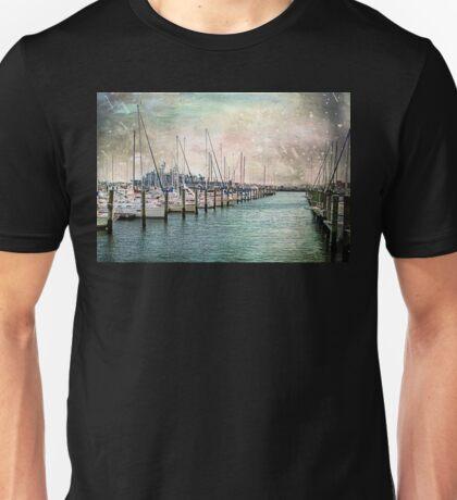 The Grey Watcher Unisex T-Shirt