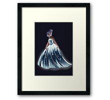 Star Gown Framed Print