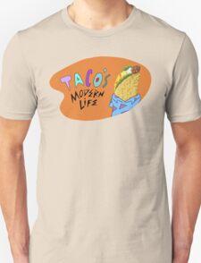 Taco's Modern Life Unisex T-Shirt