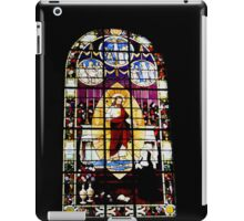 St Mary L'Eglise, Normandie iPad Case/Skin