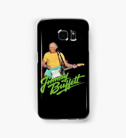 SAN01 Jimmy Buffett and the Coral Reefer Band TOUR 2016 Samsung Galaxy Case/Skin