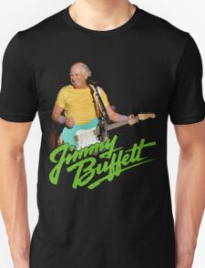 SAN01 Jimmy Buffett and the Coral Reefer Band TOUR 2016 Unisex T-Shirt