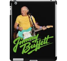 SAN01 Jimmy Buffett and the Coral Reefer Band TOUR 2016 iPad Case/Skin