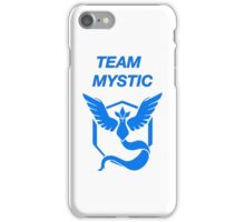Team Mystic Phone Cases/ Laptop Skins iPhone Case/Skin