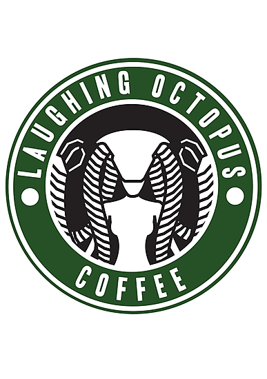 Laughing Octopus Coffee by DeadRound