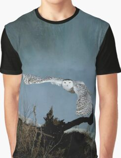 Wings of winter Graphic T-Shirt