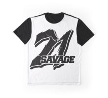 21 Savage Graphic T-Shirt