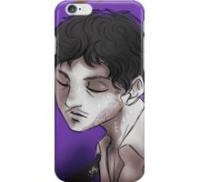 Hannibal - Nightmare againts the wall iPhone Case/Skin
