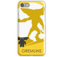 Grmlns iPhone Case/Skin