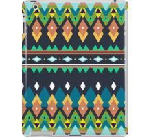 Colorful bright tribal print iPad Case/Skin