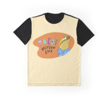 Taco's Modern Life Graphic T-Shirt