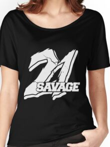 21 Savage B Women's Relaxed Fit T-Shirt