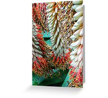 Agave Skirts Greeting Card