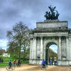 Wellington Arch by Michael Matthews