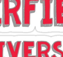 Fairfield University Sticker
