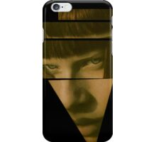 Stare iPhone Case/Skin