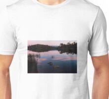 Lake Kara Sunset Unisex T-Shirt