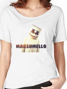 marshmello Women's Relaxed Fit T-Shirt