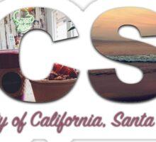 UCSB- University of California, Santa Barbara Sticker