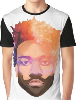 childish gambino - the rappers Graphic T-Shirt