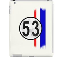 Number 53 iPad Case/Skin