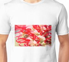 Banksia coccinea Scarlet Banksia Unisex T-Shirt