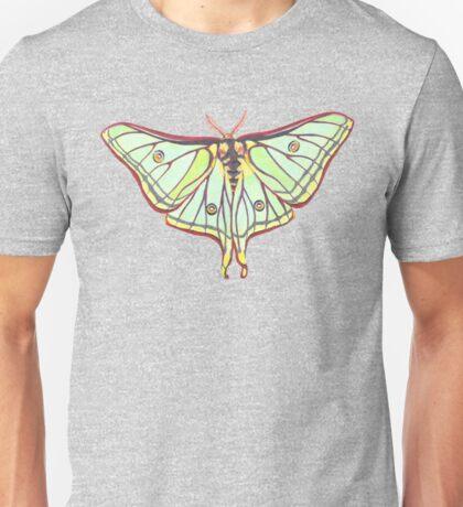 Green Moth Unisex T-Shirt