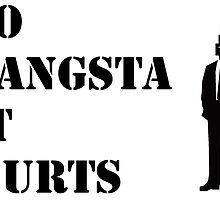 Sandman So Gangsta It Hurts by ballersang