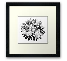 Flower Painting 3 Framed Print