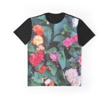 Carnations Graphic T-Shirt