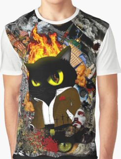 Cat Behemoth (Master & Margarita) Graphic T-Shirt