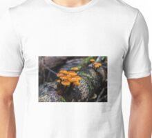 Orange Fungi. Unisex T-Shirt