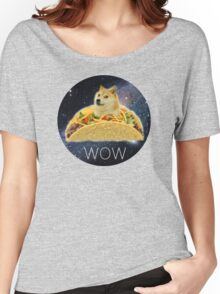 Taco Doge Women's Relaxed Fit T-Shirt