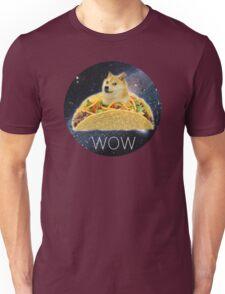 Taco Doge Unisex T-Shirt