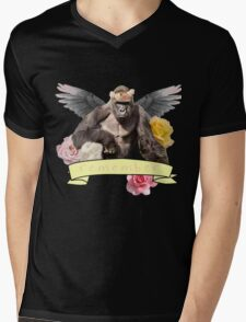 Remember Harambe Mens V-Neck T-Shirt